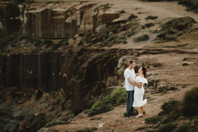 Lake Munmorah Engagement Photographer