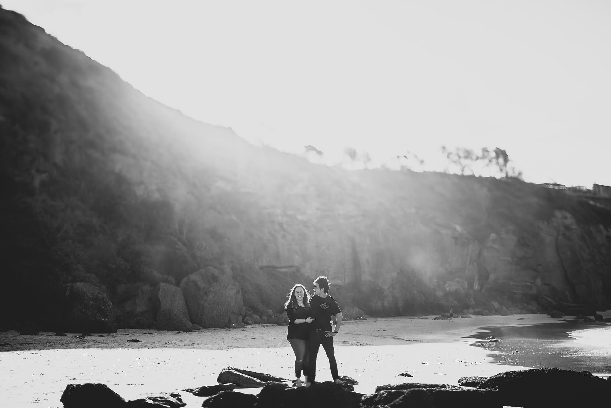 This image has an empty alt attribute; its file name is catherine-hill-bay-engagement-7.jpg