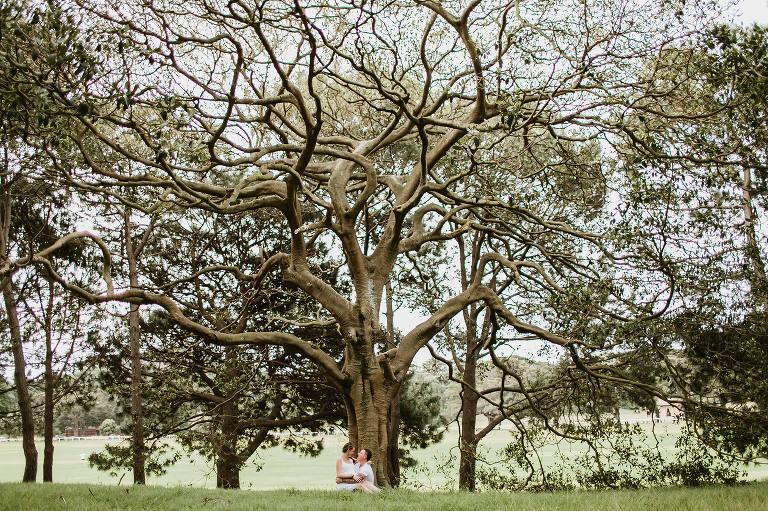 centennial park maternity photography
