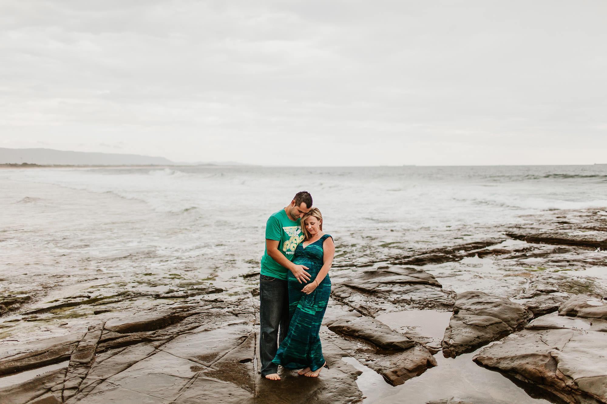 Wollongong maternity photography